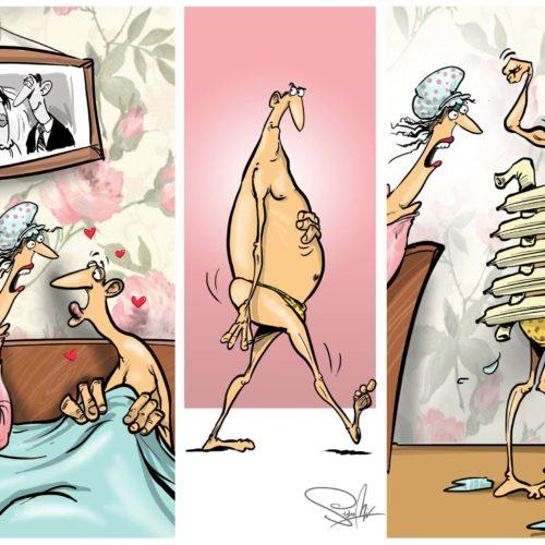 Karykatura – historia iciekawostki